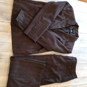 Women's Pant Suit-12 Petite